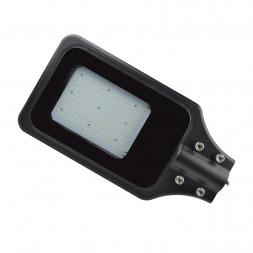 Уличный светодиодный светильник консольный (UL-00004543) Uniel ULV-R23H-100W/6000К IP65 Black