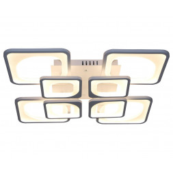 Потолочная светодиодная люстра Kink Light Квадро 08111