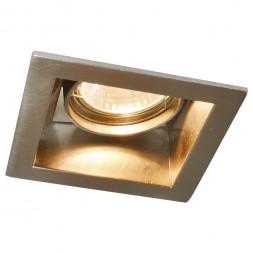 Встраиваемый светильник Arte Lamp Cryptic A8050PL-1SS