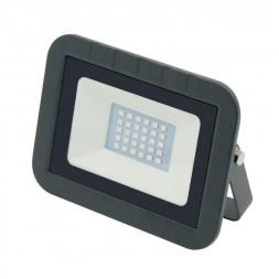 Прожектор светодиодный (UL-00002558) Volpe 30W ULF-Q511 30W/Blue IP65 220-240В Black