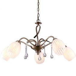 Подвесная люстра Arte Lamp Corniolo A9534LM-5AB