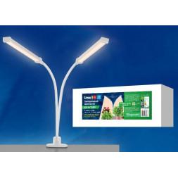 Светильник для растений, на прищепке (UL-00003408) Uniel ULT-P33-16W/SPFR IP40 WHITE