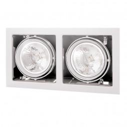 Встраиваемый светильник Lightstar Cardano 111 214120