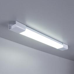 Пылевлагозащищенный светильник Elektrostandard LTB0201D LED 60 см 18W холодный белый 4690389099120