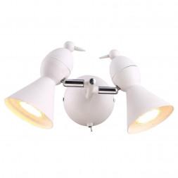 Спот Arte Lamp Picchio A9229AP-2WH