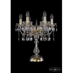 Настольная лампа Bohemia Ivele 1413L/6/141-47/G