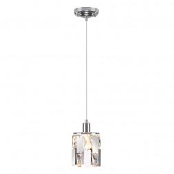 Подвесной светильник Eurosvet 50101/1 хром