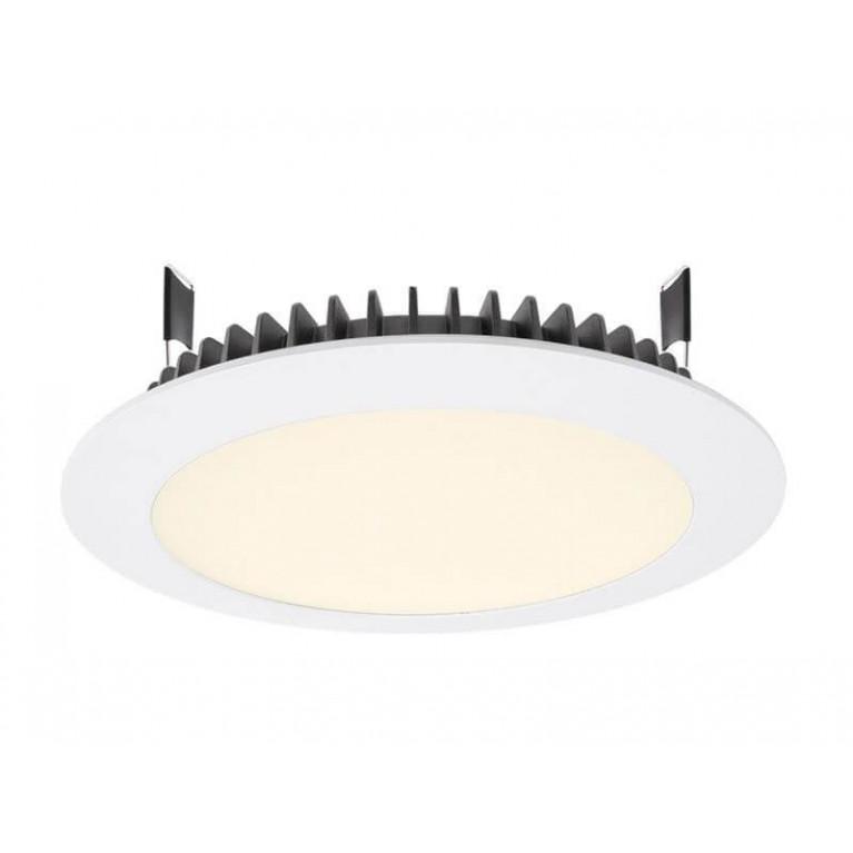 Встраиваемый светильник Deko-Light LED Panel Round III 26 565235