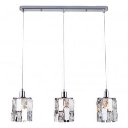 Подвесной светильник Eurosvet 50101/3 хром