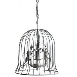 Подвесная люстра Arte Lamp Gabbia A1878SP-3WG