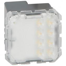Встраиваемый светодиодный светильник Legrand Celiane 067654