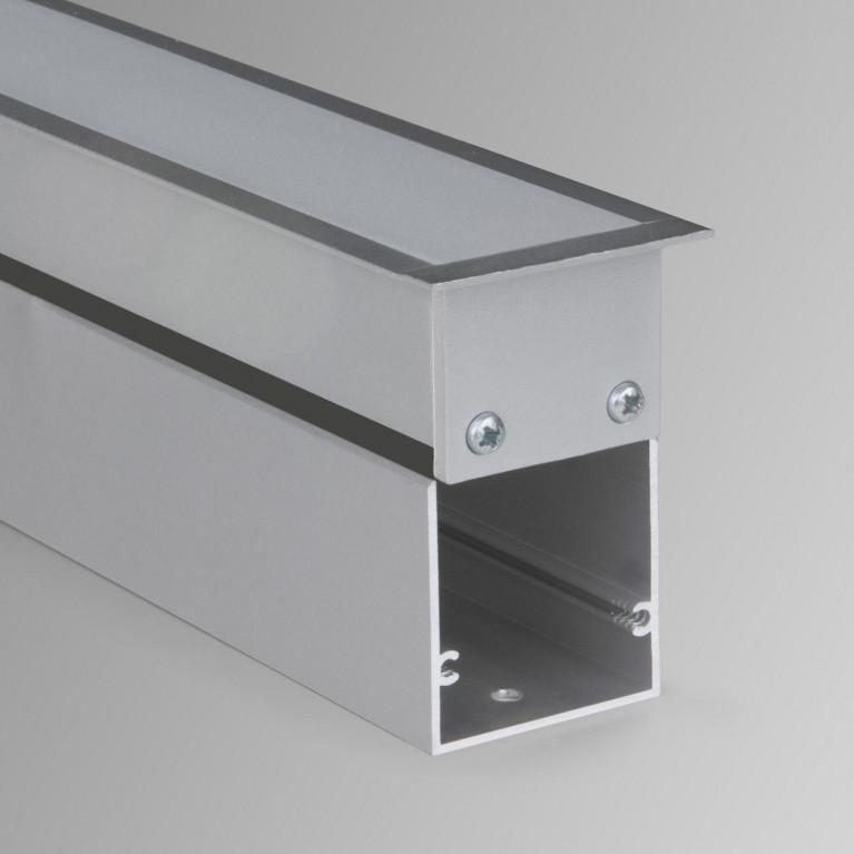 Встраиваемый светодиодный светильник Elektrostandard LS-03-128-6500-MS 4690389117404