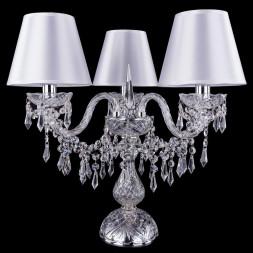 Настольная лампа Bohemia Ivele 1403L/3/141-39/Ni/SH21-160