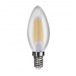 Лампа светодиодная E14 6W 4000К матовая VG10-C2E14cold6W-F 7045