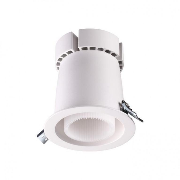 Встраиваемый светодиодный светильник Novotech Varpas 358200