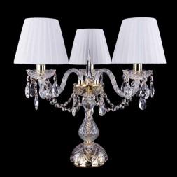 Настольная лампа Bohemia Ivele 1406L/3/141-39/G/SH2-160