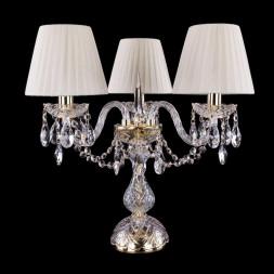 Настольная лампа Bohemia Ivele 1406L/3/141-39/G/SH3-160