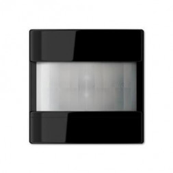 Накладка датчика движения Стандарт 1,1м IP44 Jung A 500 черная A1180WUSW