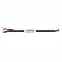 Контроллер для светодиодных RGB лент 12В (UL-00002274) Volpe ULC-Q502 RGB