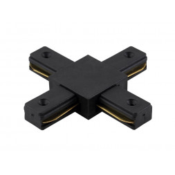 Соединитель X-образный однофазный Crystal Lux CLT 0.211 04 BL