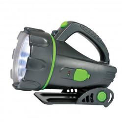Фонарь-прожектор светодиодный Uniel (03489) аккумуляторный 160 лм S-SL011-BA Black