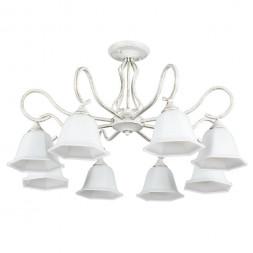 Потолочная люстра Arte Lamp Merry A2714PL-8WG