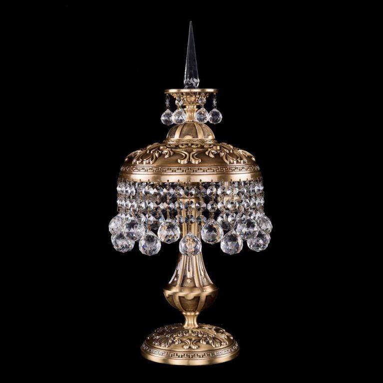 Настольная лампа Bohemia Ivele 7002/20-47/FP