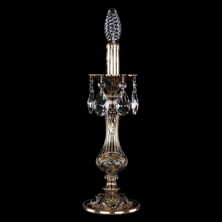 Настольная лампа Bohemia Ivele 7003/1-33/GB