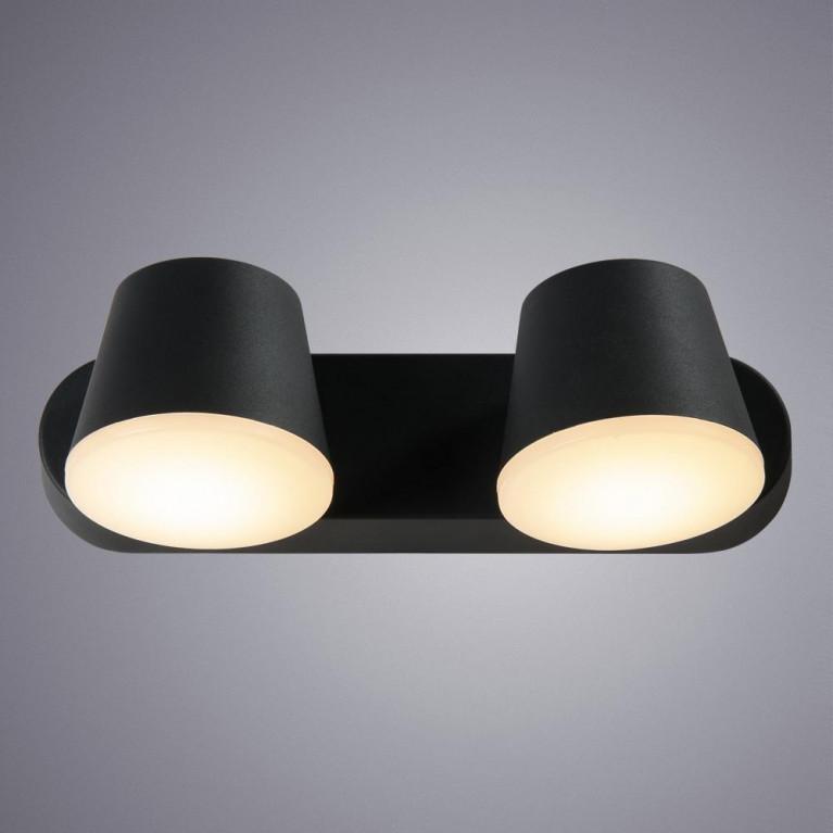Уличный светодиодный светильник Arte Lamp Chico A2212AL-2BK