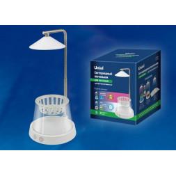 Светодиодный светильник для растений (UL-00004137) Uniel ULT-P36-3W/4000K+SPSB IP40 WHITE