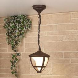 Уличный подвесной светодиодный светильник Elektrostandard Gala GL LED 3001H 4690389134555