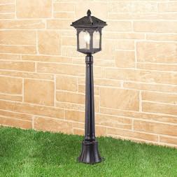 Уличный светильник Elektrostandard Corvus F капучино GL 1021F 4690389138218