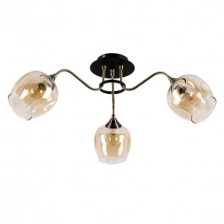 Потолочная люстра Arte Lamp Monica A3831PL-3AB