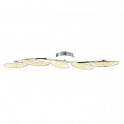 Потолочная светодиодная люстра Kink Light Тионит 07973P