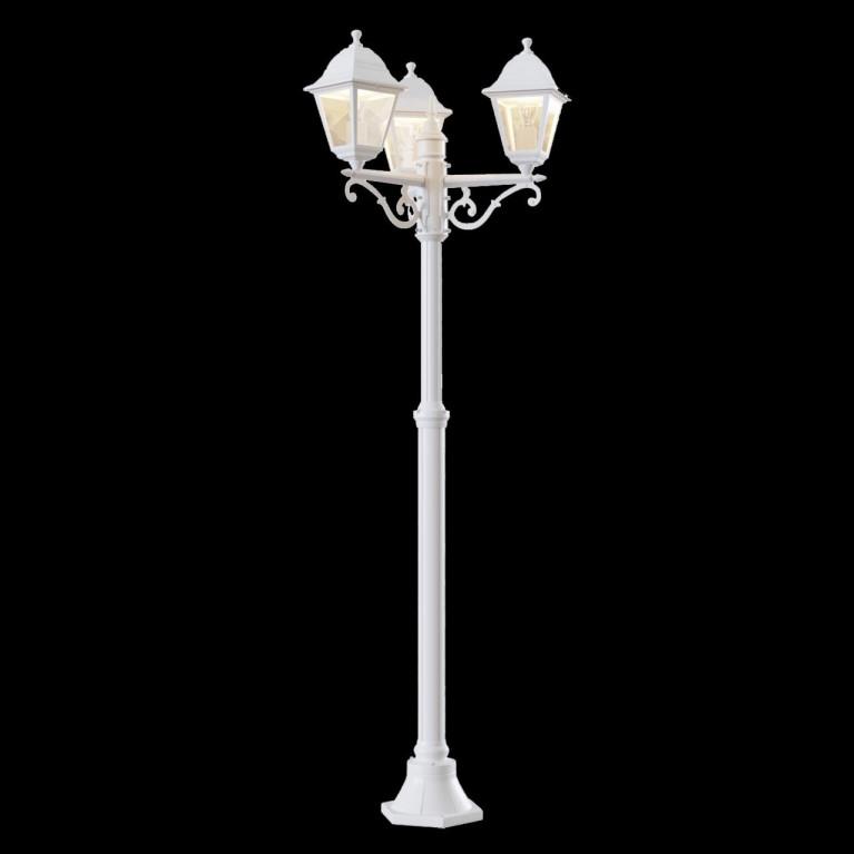 Садово-парковый светильник Maytoni Abbey Road O001FL-03W