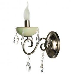 Бра Arte Lamp Onyx Green A9592AP-1AB