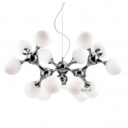 Подвесная люстра Ideal Lux Nodi Sp15 Bianco