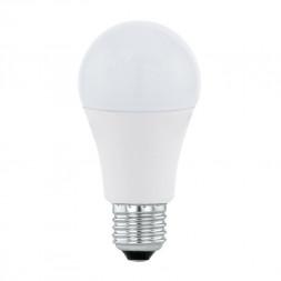 Лампа светодиодная E27 10W 2700/4000K матовая 11709