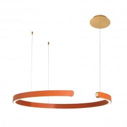 Подвесной светодиодный светильник Loft IT Ring 10025/600 Orange