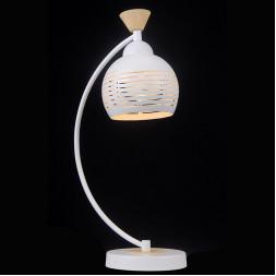 Настольная лампа Natali Kovaltseva STUTTGART 81052-1T MATT WHITE