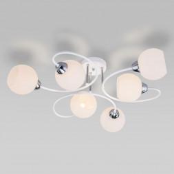 Потолочная люстра Eurosvet Tulia 30136/6 белый