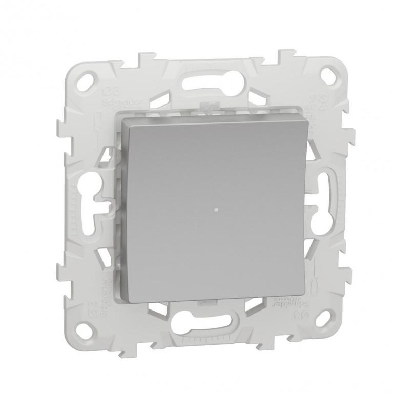 Выключатель Wiser нажимной Schneider Electric Unica New NU553730