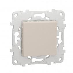 Выключатель Wiser нажимной Schneider Electric Unica New NU553744