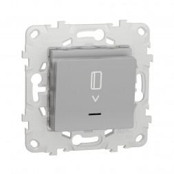 Выключатель карточный Schneider Electric Unica New NU528330