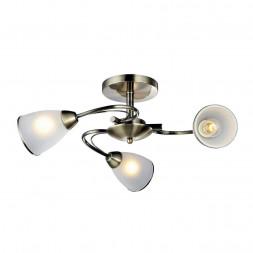 Потолочная люстра Arte Lamp 3 A6056PL-3AB