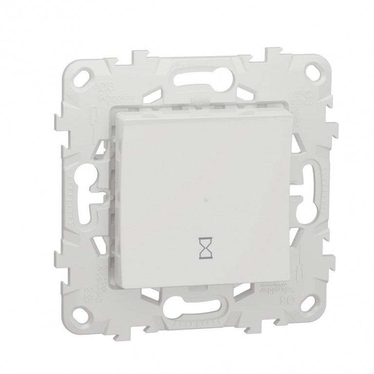 Таймер нажимной Schneider Electric Unica New NU553518