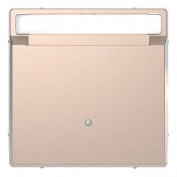 Выключатель карточный Schneider Electric Merten D-Life MTN3854-6051
