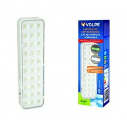 Настенно-потолочный светодиодный светильник (UL-00002387) Volpe ULR-Q401 2W/DW White S01