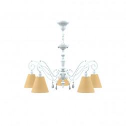 Подвесная люстра Lamp4you Classic E3-05-WM-LMP-O-23-CRL-E3-05-CH-DN