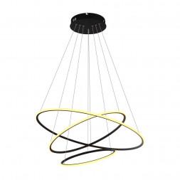 Подвесной светодиодный светильник Arte Lamp A2500SP-3BK
